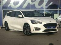 2019 Ford Focus 1.5 EcoBoost 182 ST-Line X 5dr Auto ESTATE Petrol Automatic