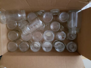 Quart canning jars