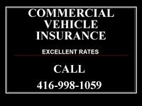 Commercial & Business Vehicle Insurance - Great Rates