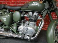 ROYAL ENFIELD CAMOUFLAGE BATTLE GREEN LIMITED EDITION