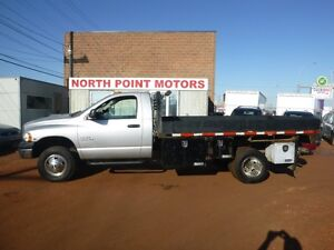 2005 Dodge Ram 3500 Laramie Long Bed 4WD