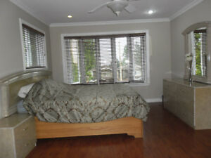large-bright- furnished room min two weeks or longer