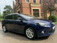2012 Ford Focus 1.6 TITANIUM 5DR AUTOMATIC Estate Petrol Automatic