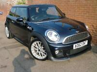 Mini 2.0TD Cooper Sport SD 3dr 2012 Automatic Blue