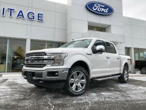 2019 Ford F-150 LARIAT135WK|ROOF|NAV|HEATED|2.7|CHROME PKG|TOW|5