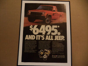 OLD CLASSIC CAR JEEP ADS Windsor Region Ontario image 5
