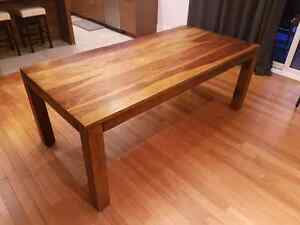Table Artemano bois de rose/ rosewood 80X40
