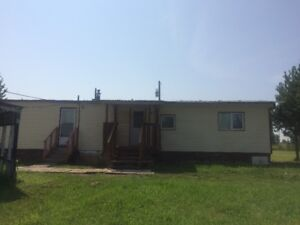 MOVE IN NOW 12x50 Mobile home 1 BDR,1 Small room,4 RENT