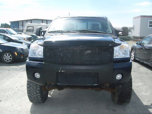 2006 Nissan Titan SE...INSPECTED OR AS IS...YOUR CHOICE!!!