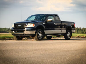 MORE TRUCK for less buck!  FORD F-150 4x4, LOW km !!