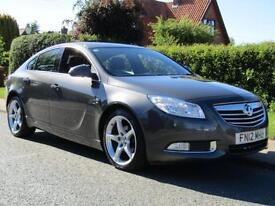2012 Vauxhall Insignia 2.0 CDTi ecoFLEX SRi VX LINE 5DR TURBO DIESEL HATCHBAC...