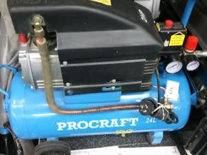 Air compressor Elizabeth Playford Area Preview