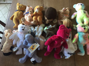 Ty Beanie Babies Collection - New Condition