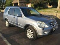 2006 06 HONDA CR-V 2.0 i-VTEC 150BHP SPORT AUTO AWD 4x4 5 DOOR ESTATE
