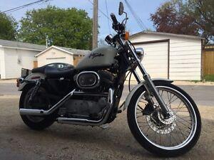 2000 Harley Sportster 883 (1250) Big Bore