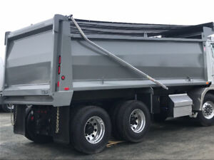 Dump Body and Equipment Paint