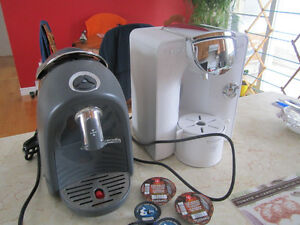 cafetiere tassimo et caffitaly