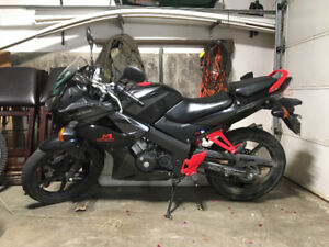 Motorcycle: Honda CBR for sale