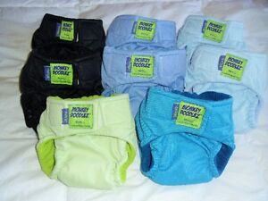 Cloth diapers - small