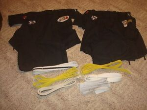Adult and Youth Kempo gear