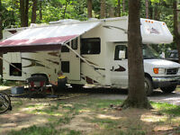 RV RENTAL ---- $95.00 -- NO TAX