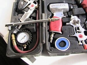 COMPLTETE NEW HUSKY AIR TOOL SET $150.00 OR BEST OFFER Peterborough Peterborough Area image 5