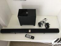 Roth 2LX Audio Sound Bar