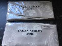 Laura Ashley tie backs Josette dove grey