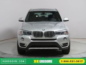 2015 BMW X3 XDRIVE35i A/C TOIT BLUETOOTH MAGS