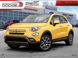 2017 Fiat 500X Trekking  TOUCH SCREEN | UCONNECT | A/C