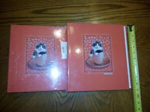 Albums for 200 pictures  4 x 6 inch.  New, never used.  $10 for