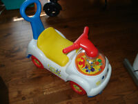 Voiture Corn popper Fisher price