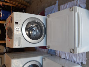 LG front load Washer and Dryer with bases for sale