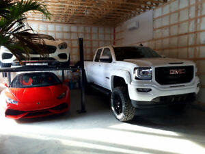 2018 GMC SIERRA ELEVATION SLE  CUSTOM NEW