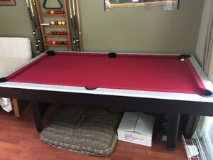 POOL TABLE SET UP **NEED GONE**