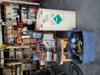 Air conditioning  recharging unit with freon