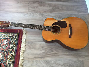 Martin acoustic guitar for sale