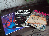 Learn All About MIDI (musical instrument digital interface)