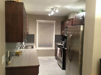 Two rooms avlbl. June 15 in a brand new townhouse in Leduc