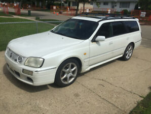 Nissan stagea rb25det PRICE REDUCED