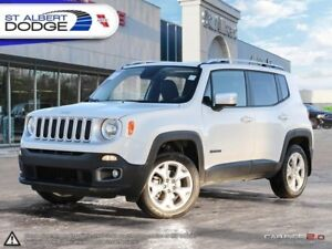 2016 Jeep Renegade Limited  REMOTE START| BACKUP CAMERA| HEATED