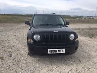 Jeep Patriot 2.0CRD Sport manual