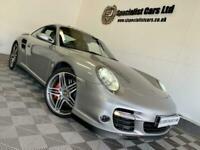 2007 Porsche 911 TURBO TIPTRONIC S 3.6 TURBO TIPTRONIC S 2DR AUTOMATIC Coupe Pet