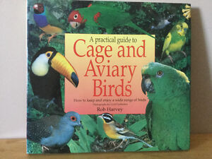 Beautifully illustrated bird book