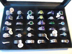 Sterling 925 fashion / Cocktail rings...