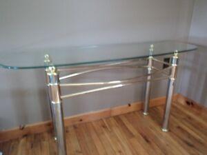 Table console, bonne condition