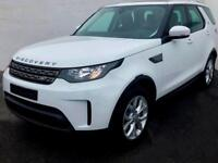 2018 18 LAND ROVER DISCOVERY 5 SE 3.0 SI6 SUPERCHARGED - LHD - VAT Q