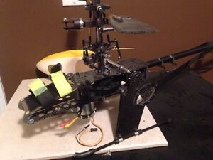 Rc helicopter 500 size sjm Kitchener / Waterloo Kitchener Area image 3