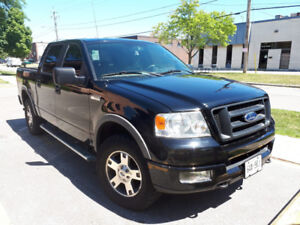 2005 Ford F-150 Supercrew Fx4