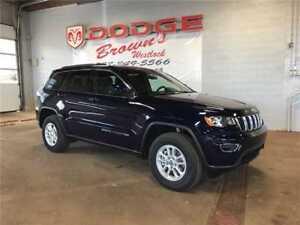 2018 Jeep Grand Cherokee Laredo 4X4 Heated Seats & Steering Whee